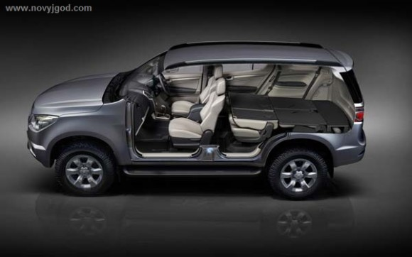Chevrolet TrailBlazer 2016 фото 5
