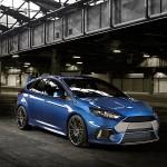 Ford Focus RS 2016: стильное обновление нового автомобиля