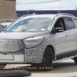 Ford Kuga 2016: новая модель тихого внедорожника
