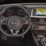 KIA Optima 2016: новая модель седана известной модели