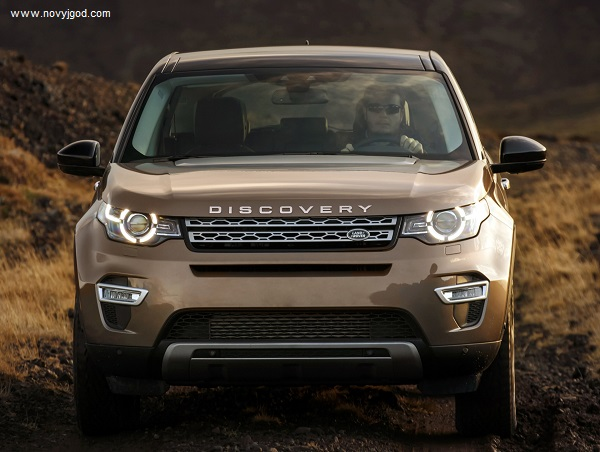 Land Rover Discovery 2016 фото 9