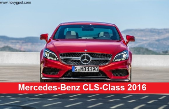 Mercedes-Benz CLS-Class 2016