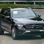 Mercedes GLC 2016: новый практичный внедорожник.