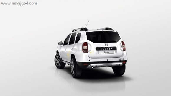 Renault Duster 2016 фото 1