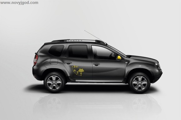 Renault Duster 2016 фото 3