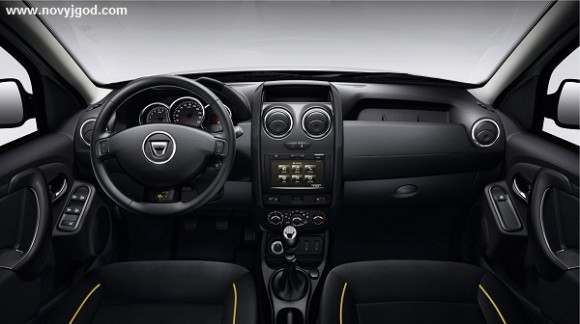 Renault Duster 2016 фото 6