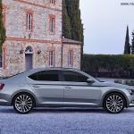 Skoda Superb 2016: обзор новой модели чешского автомобиля