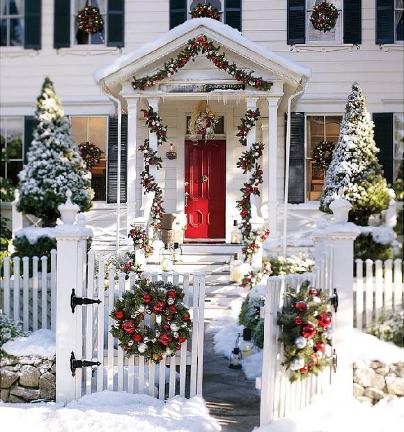 Как правильно украсить дом или комнату на Новый 2016 год Огненной Обезьяны
